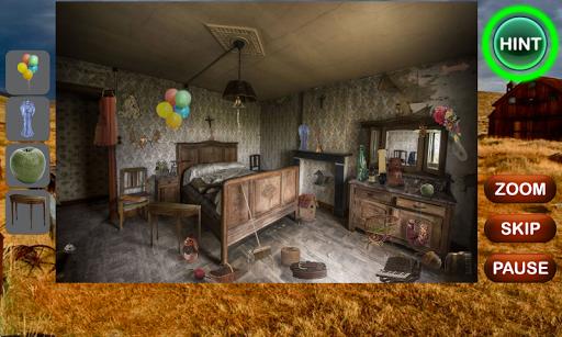 Ghost Town Hidden Objects  captures d'écran 2
