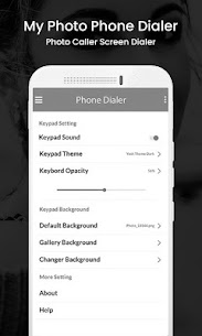 My Photo Phone Dialer Photo Caller Screen Dialer App Download For Android 6