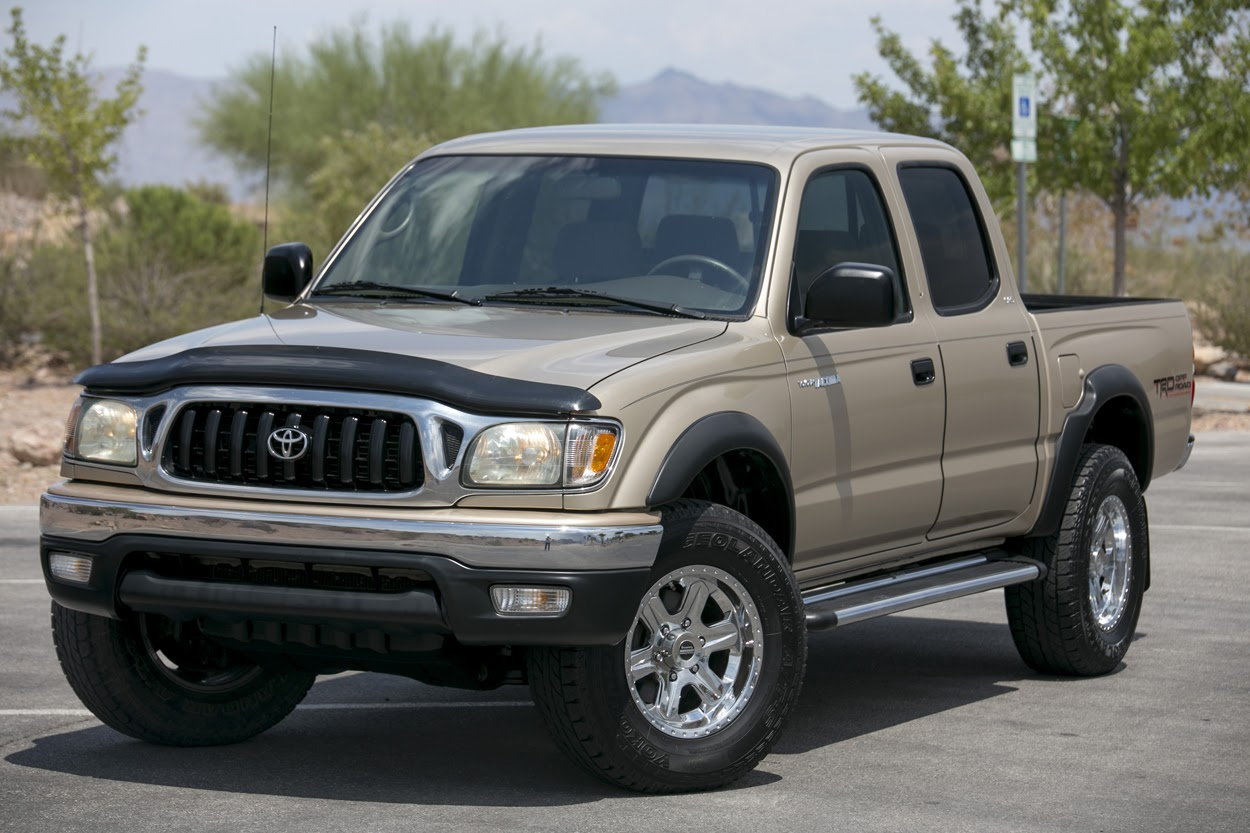 2004 toyota tacoma pre runner double cab sr5 4x2 trd