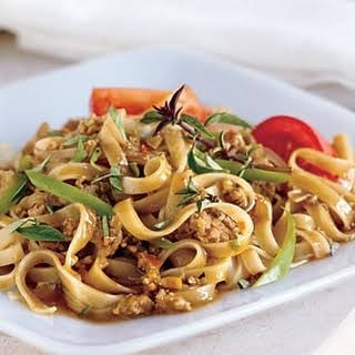 Drunken Noodles recipe | Epicurious.com.