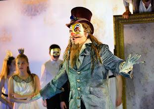 """Photo: LORTZINGS """"UNDINE"""" an der Wiener Staatsoper - Kinderfassung. Inszenierung: Alexander Medem. Premiere 18.4.2015. Tae Joong Yang. Foto: Barbara Zeininger"""
