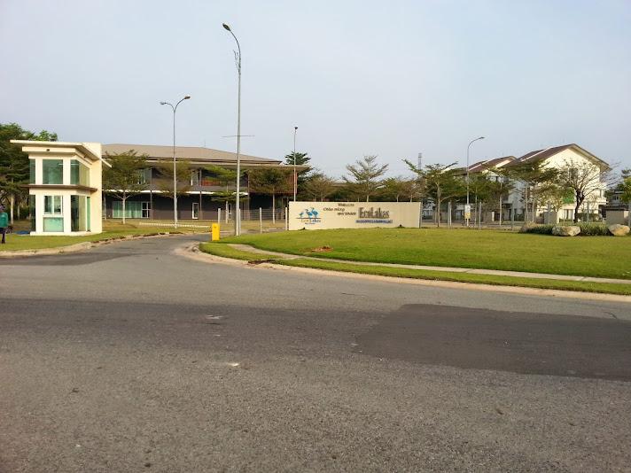Bán lô J15 hướng Tây mặt tiền đường DJ5 Mỹ Phước 3 BD.