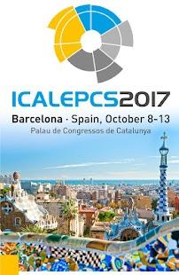 ICALEPCS 2017 - náhled