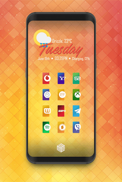Thin - Icon Pack Screenshot Image