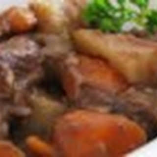 Slow Cooker Beef Stew I.