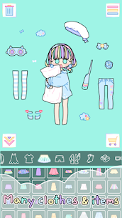 Pastel Girl 8