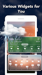 Weather Forecast & Widgets & Radar APK screenshot thumbnail 6
