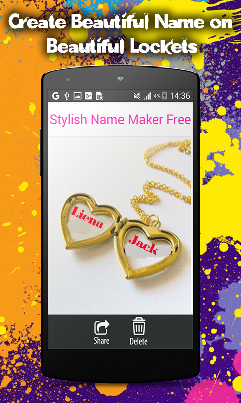 Stylish Name Maker Free- screenshot
