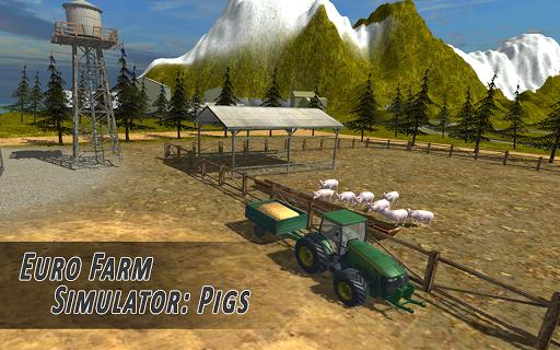 Euro Farm Simulator: Pigs 1.03 screenshots 1