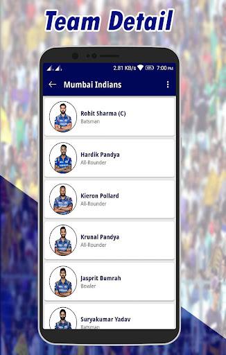 IPL Live 2020 screenshot 6