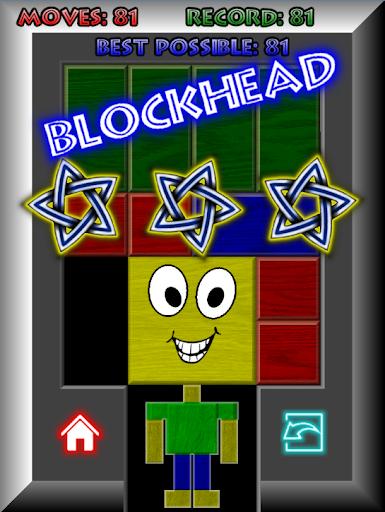 BLOCKHEAD Slide Puzzle