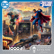 Superman: Man of Steel (1000 pc)