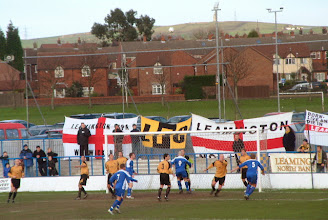 Photo: 03/03/07 v Leamington (FAV6) 4-1 - contributed by Martin Wray