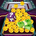 Mania Lucky Coin - Pusher Fun icon
