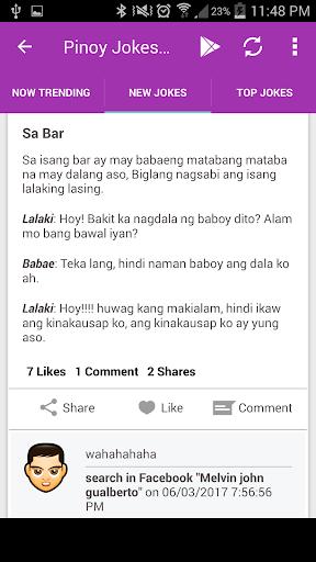 Pinoy Jokes Extreme 07.01 screenshots 2