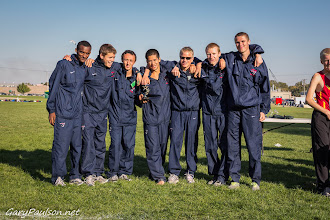 Photo: Awards: Varsity Boys - Division 1 - 3rd Place: Nathan Hale 44th Annual Richland Cross Country Invitational  Buy Photo: http://photos.garypaulson.net/p660373408/e46039458