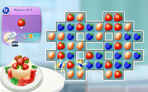 Bake a cake puzzles & recipes  captures d'u00e9cran 7