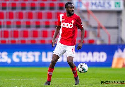 Terrible nouvelle pour Merveille Bokadi et le Standard de Liège !