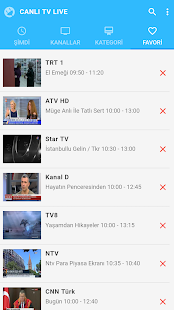 Canlı TV Live- screenshot thumbnail
