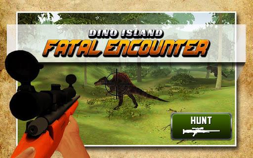 Dino Island Fatal Encounter