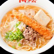 Silver Shiro Miso Ebi-Fried Shrimp Ramen