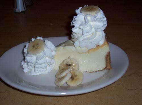 Banana Dulce De Leche Cheesecake Recipe