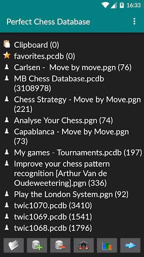 Perfect Chess Database