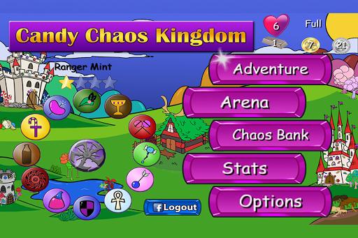 Candy Chaos Kingdom