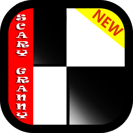 Piano Tiles - Granny Horror Game