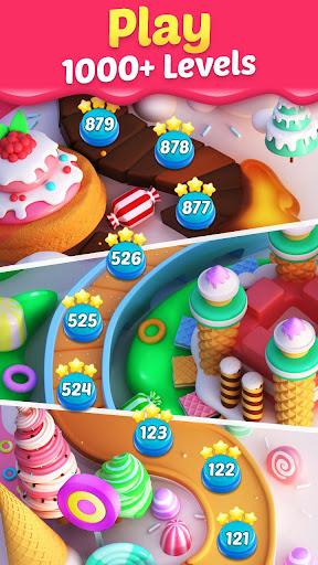 Cake Smash Mania - Swap and Match 3 Puzzle Game apkmr screenshots 4