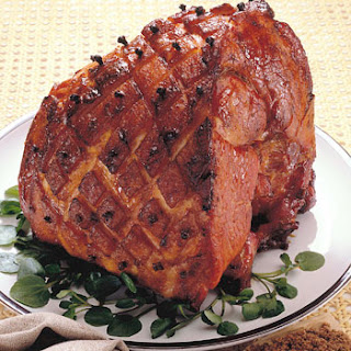 Baked Ham with Kahlua Recipe