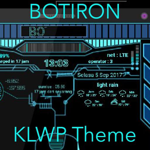 Botiron KLWP Theme