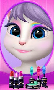 My Talking Angela 4.8.1.834 Full Apk + MOD (Money/Coin) Android 2