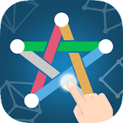 Game 1 LINE - One Stroke Connect Puzzle APK for Kindle