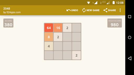 2048 4.2.18 screenshots 11