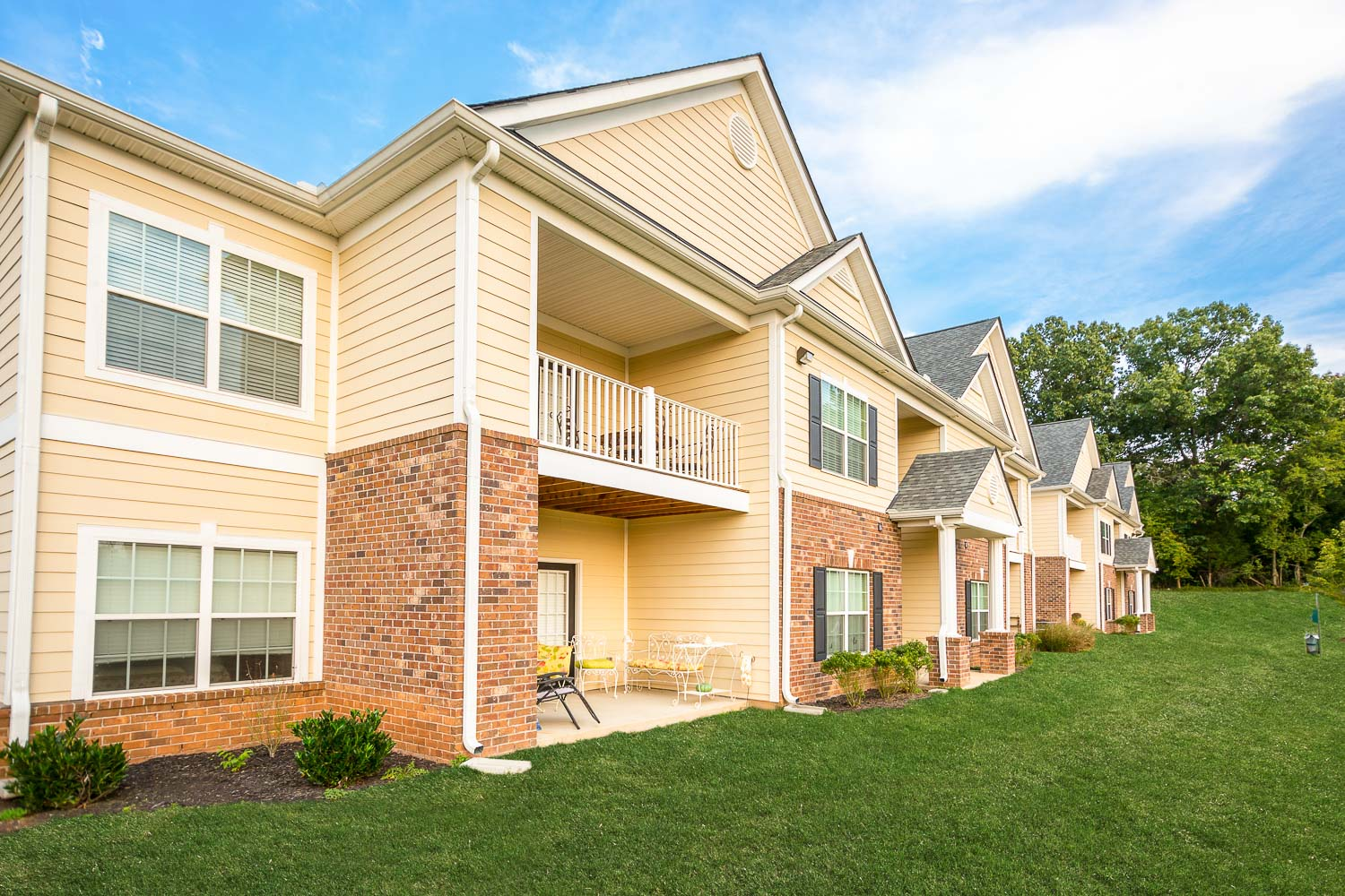 Cumberland trace village apartments in bowling green ky for One bedroom apartments in bowling green ky
