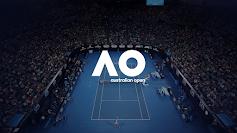 TENNIS: Australian Open fra Melbourne, Australien