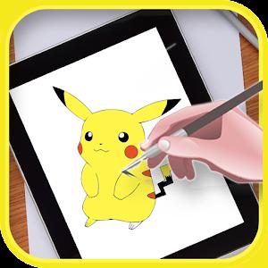 learn to draw pokemon