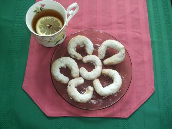 Russian Tea Cookies.