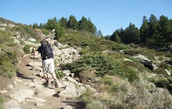Photo: El sendero es bien marcado y se avanza cómodamente