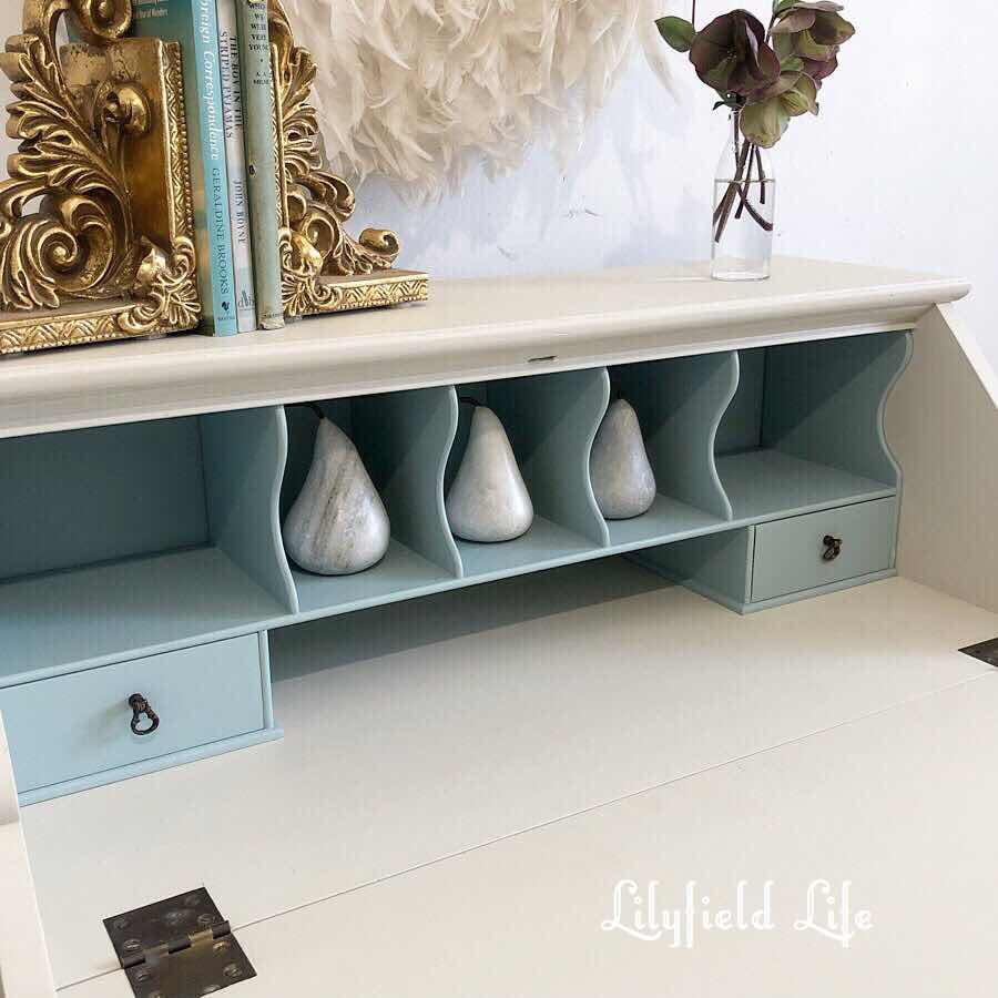 vintage secretaire desk lilyfield life