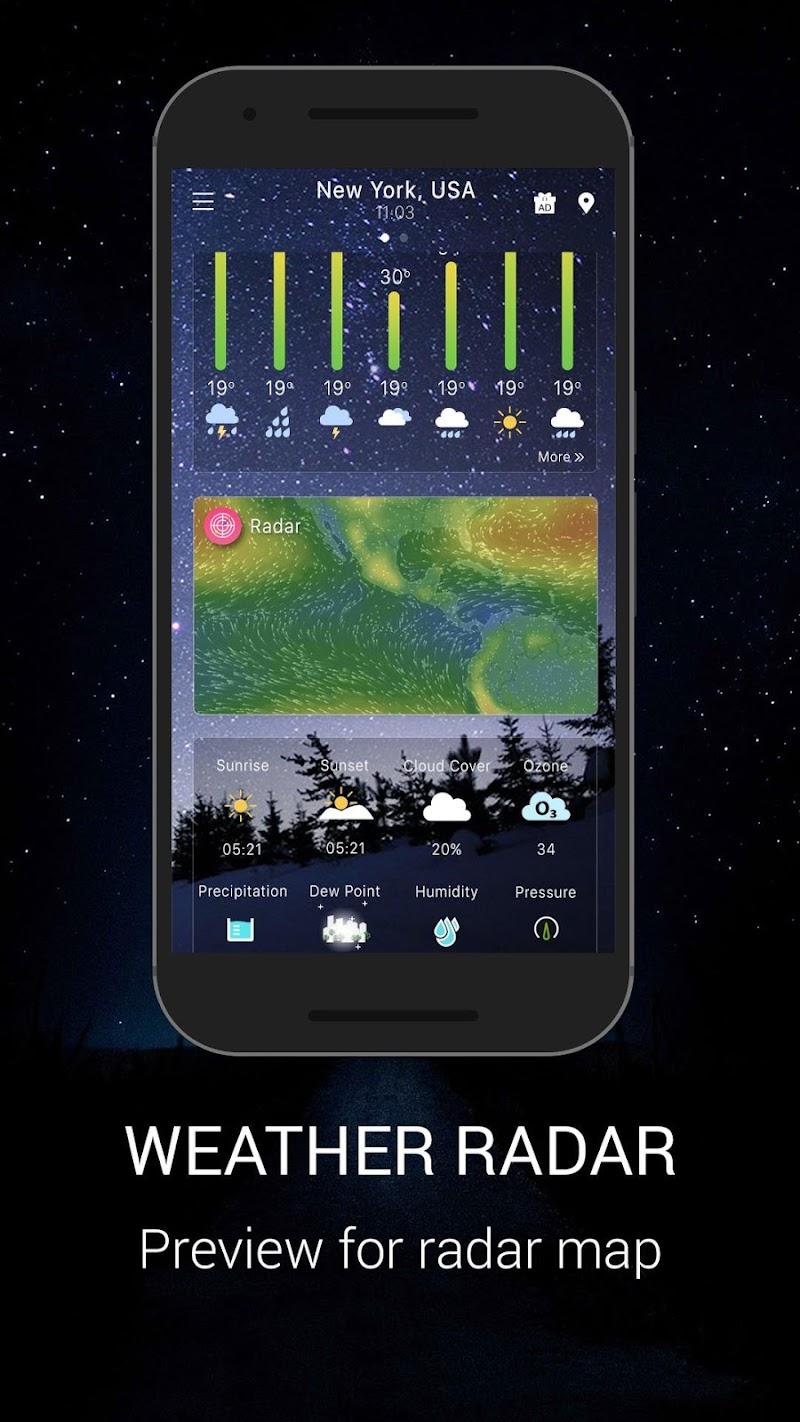 Weather Pro Screenshot 0