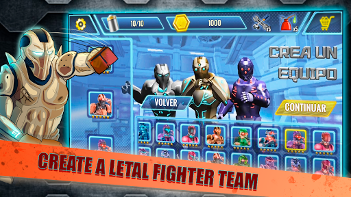 Steel Street Fighter ud83eudd16 Robot boxing game 3.02 screenshots 7