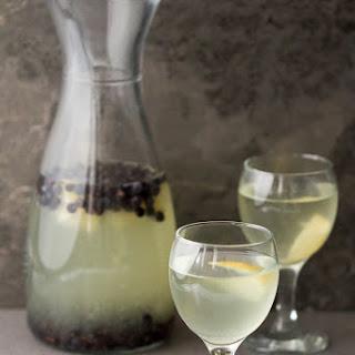 Fermented Juniper Berry Juice (Smreka)