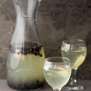 Fermented Juniper Berry Juice (Smreka).