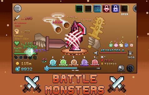 Idle Skilling – Incremental RPG Adventure MOD (Unlimited Money) 2