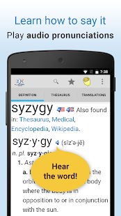 Dictionary Pro- screenshot thumbnail