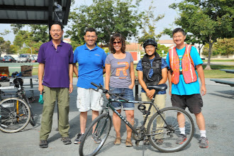 Photo: The Bicycle Pedestrian Advisory Commision of Milpitas.