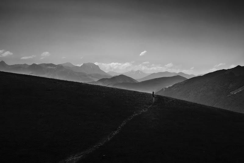 Il sentiero... di LuXi