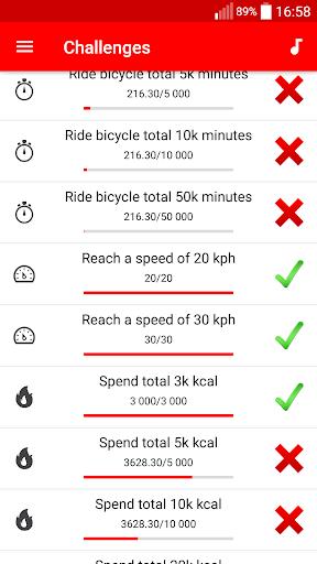 Cycling - Bike Tracker screenshot 7
